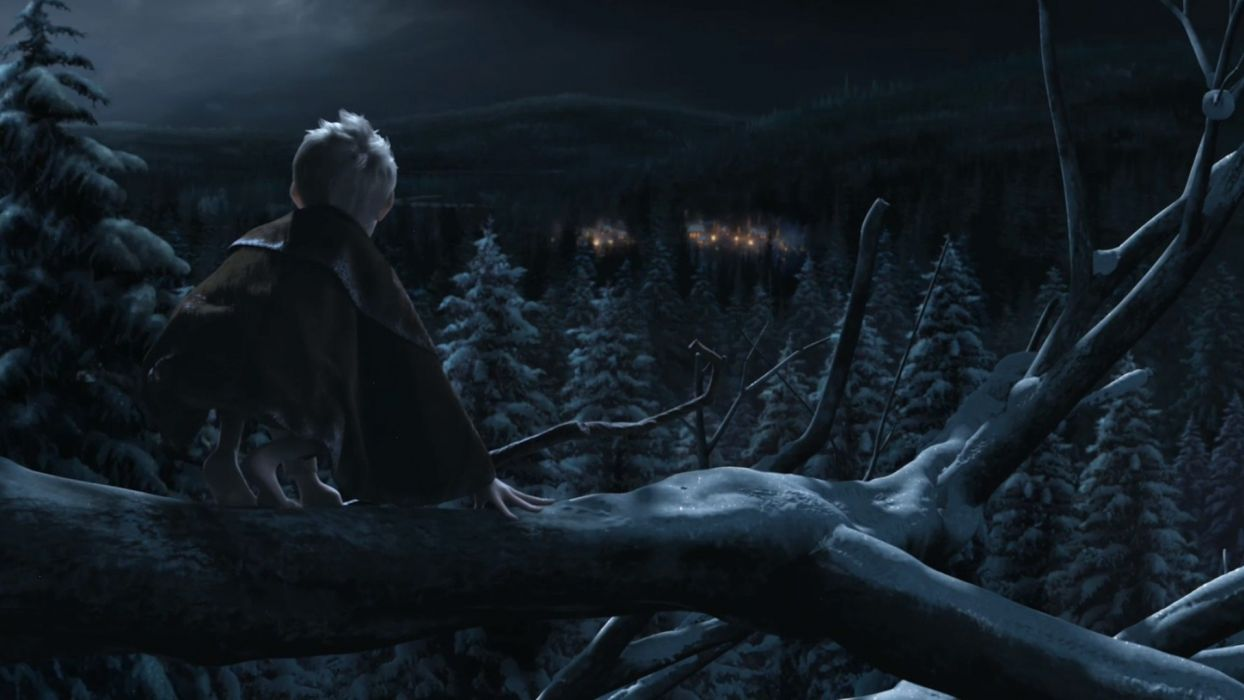 Rise Of The Guardians Animation Adventure Family 11 Wallpaper