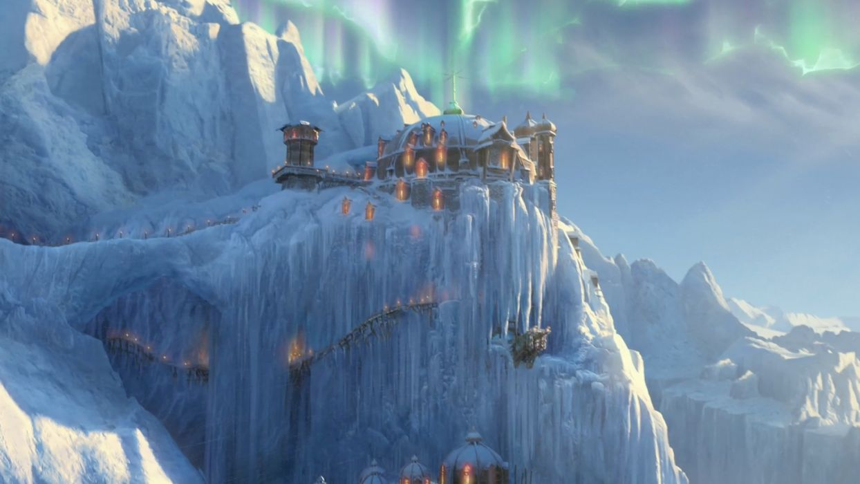 RISE OF THE GUARDIANS animation adventure family (13) wallpaper