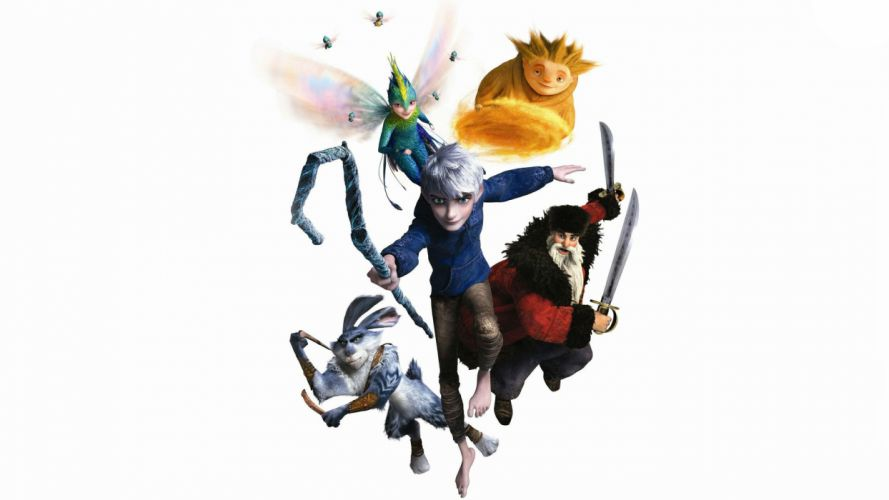 RISE OF THE GUARDIANS animation adventure family (21) wallpaper