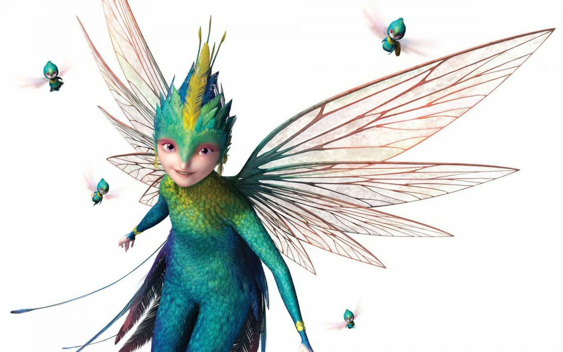 RISE OF THE GUARDIANS animation adventure family (28) wallpaper