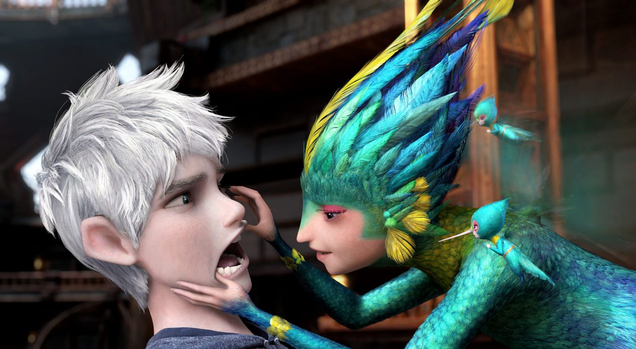 RISE OF THE GUARDIANS animation adventure family (31) wallpaper