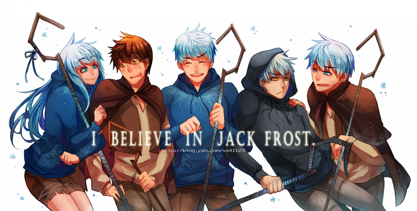 RISE OF THE GUARDIANS animation adventure family (49) wallpaper