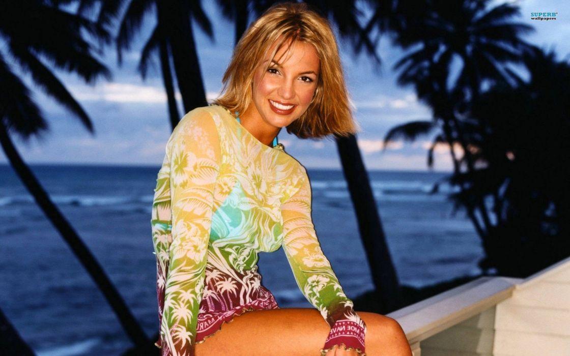 women Britney Spears wallpaper
