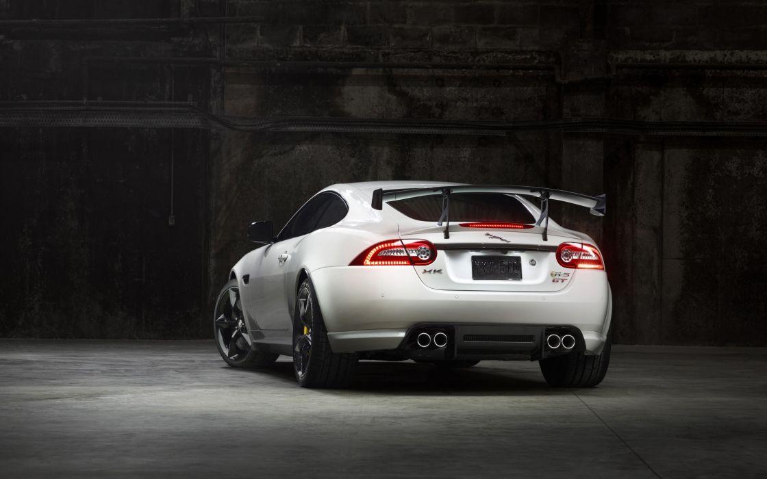 cars Jaguar XKR static wallpaper