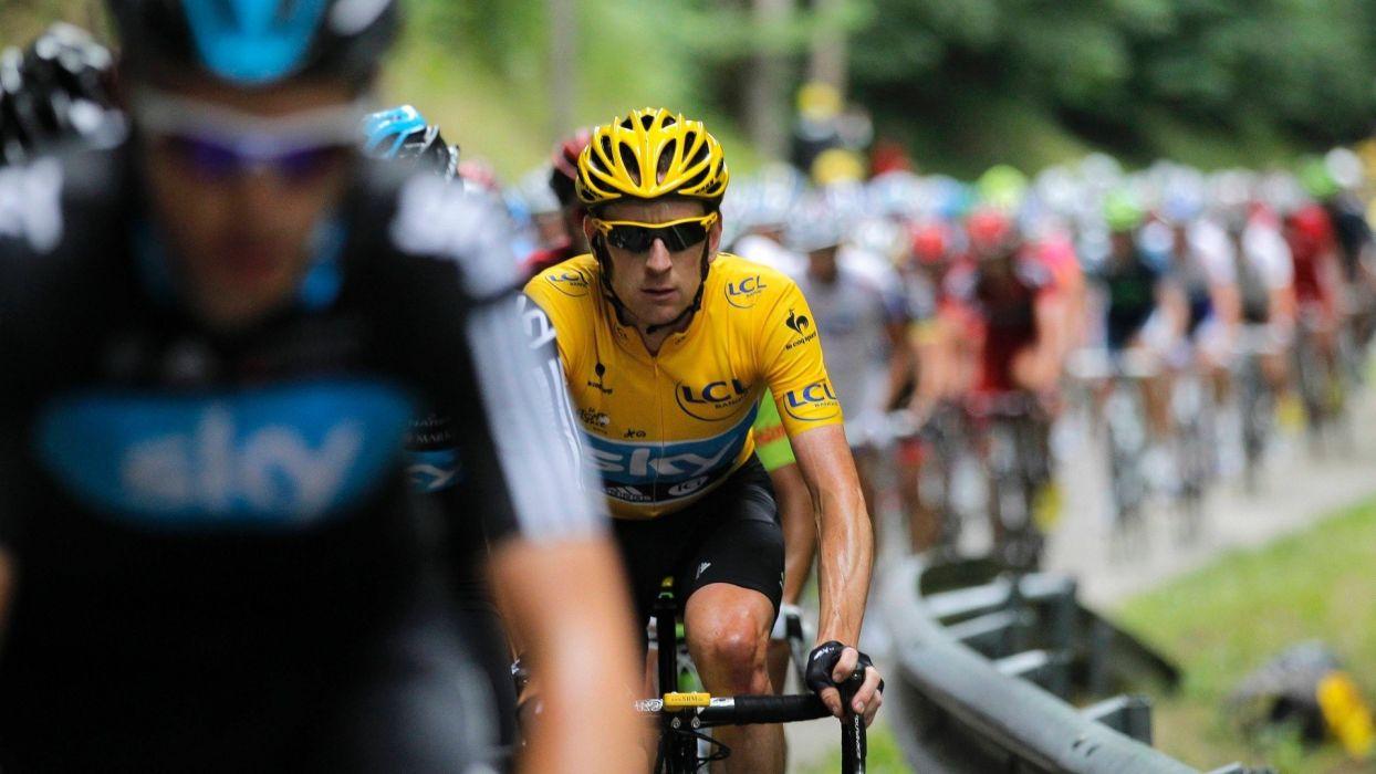 sports British cycling races Tour de France cycles Bradley Wiggins wallpaper