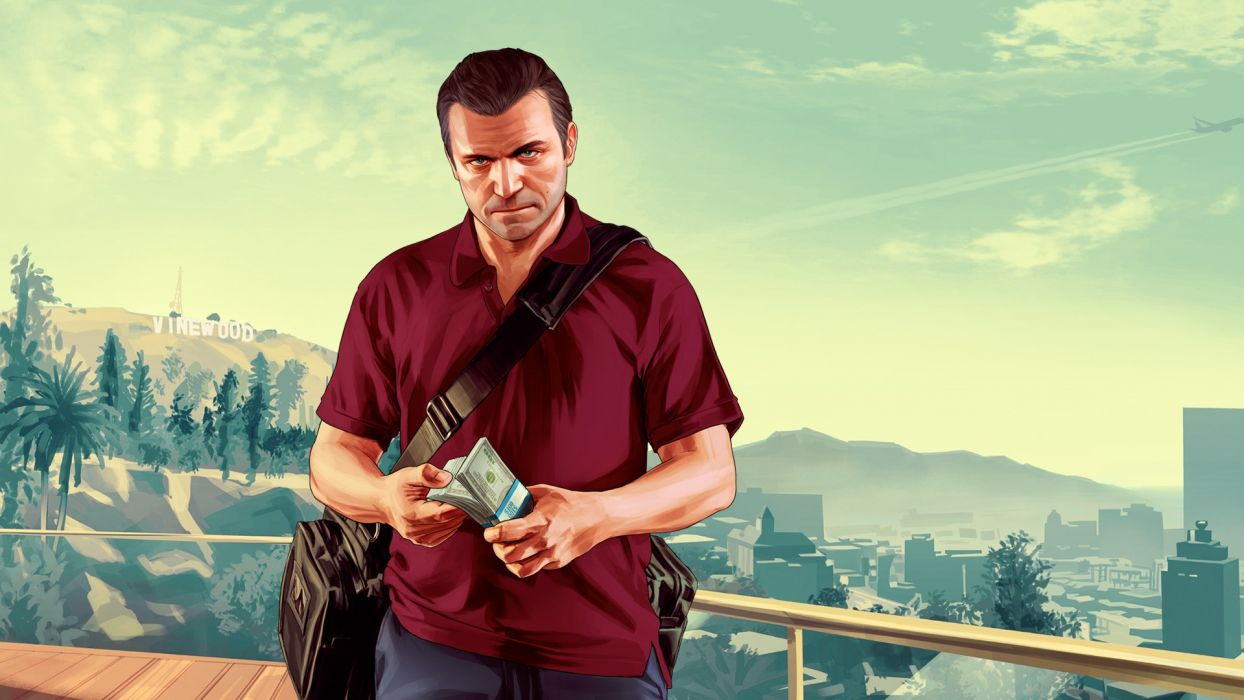 GTA V Wallpapers download in