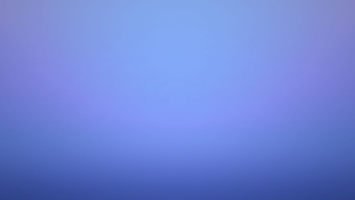 abstract blue minimalistic gradient colors wallpaper