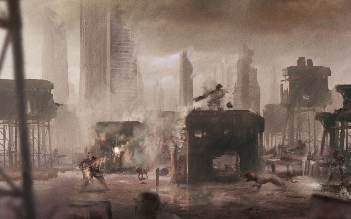 video games Contra wallpaper