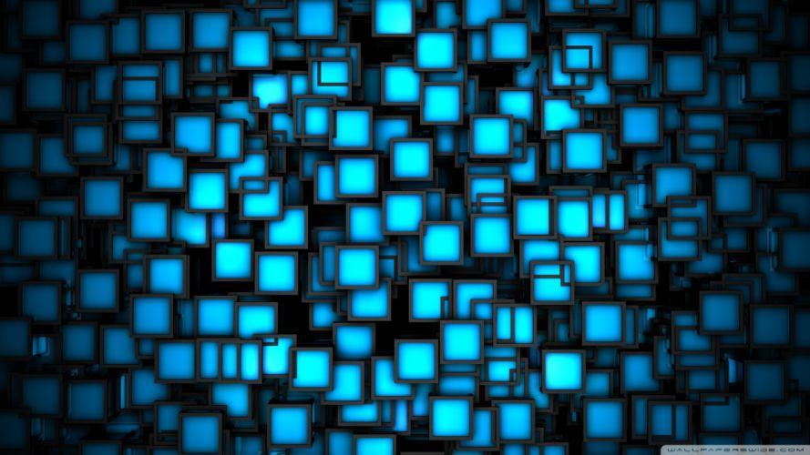 neon cubes-wallpaper-1920x1080 wallpaper