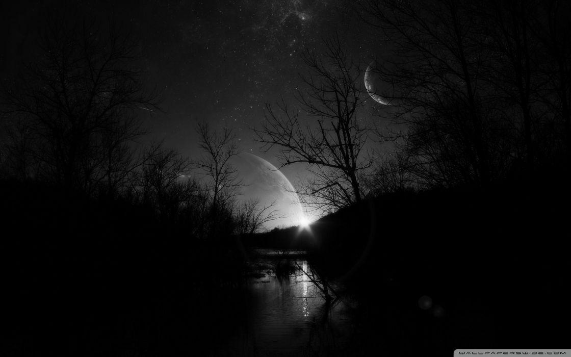 dark night-wallpaper-1920x1200 wallpaper