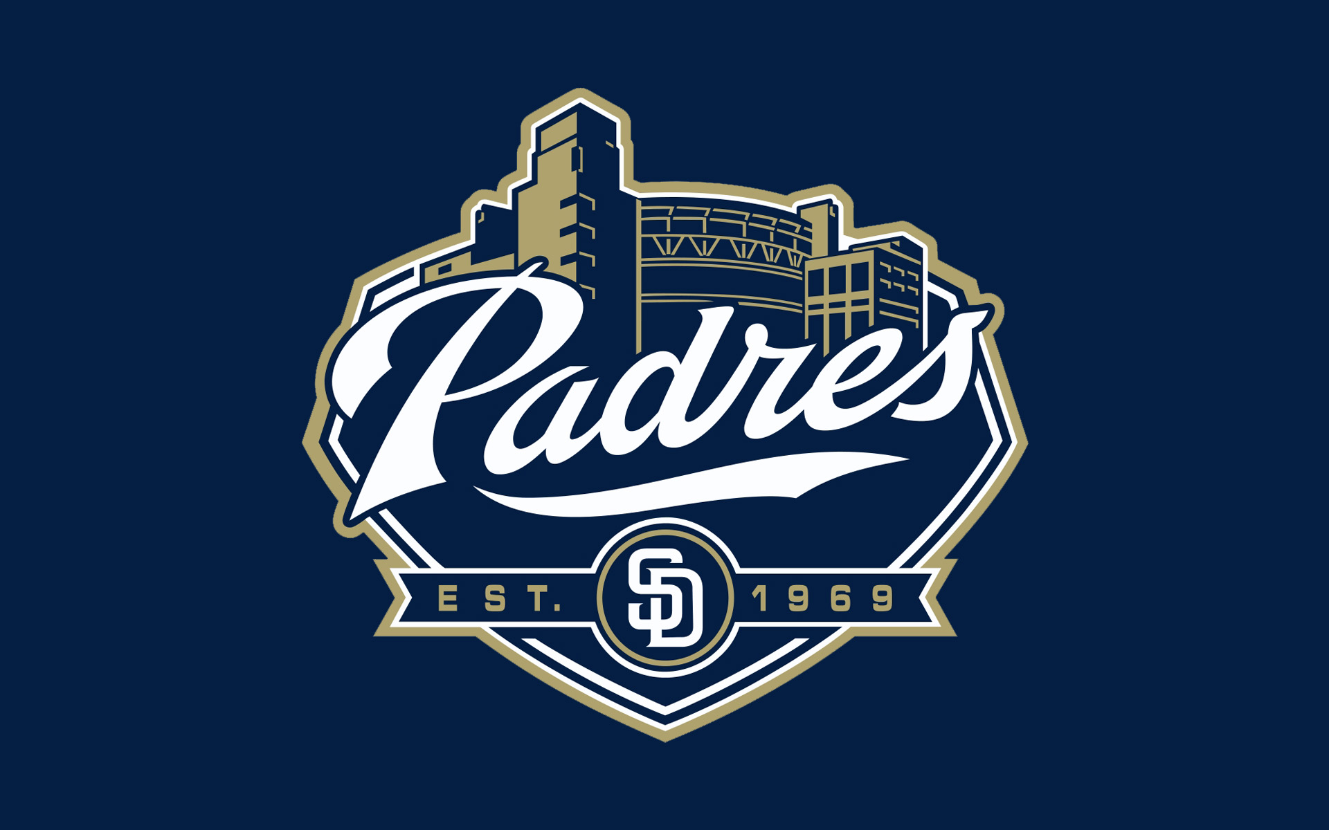 San Diego Padres Mlb Baseball 9 Wallpaper 1920x1200