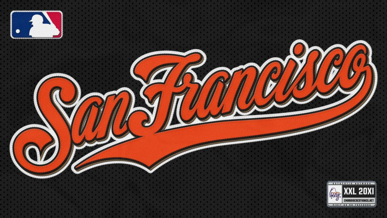 SAN FRANCISCO GIANTS mlb baseball (2) wallpaper