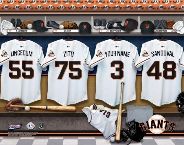 SAN FRANCISCO GIANTS mlb baseball (14) wallpaper