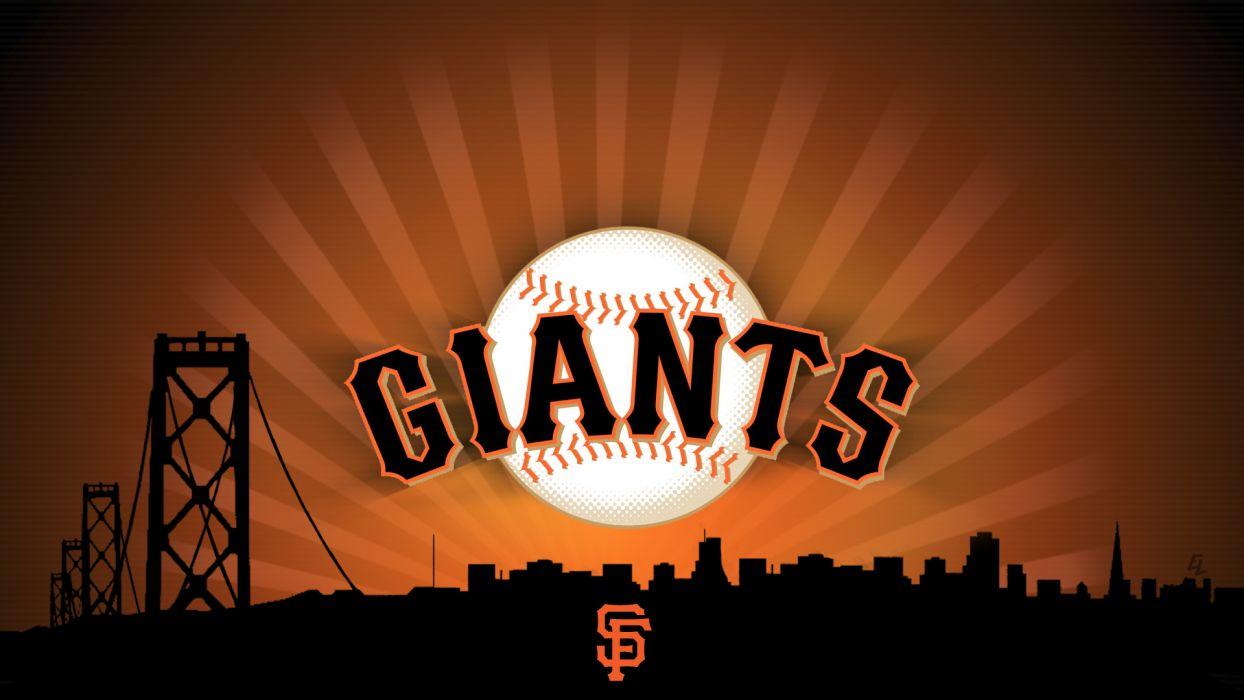 SAN FRANCISCO GIANTS mlb baseball (17) wallpaper