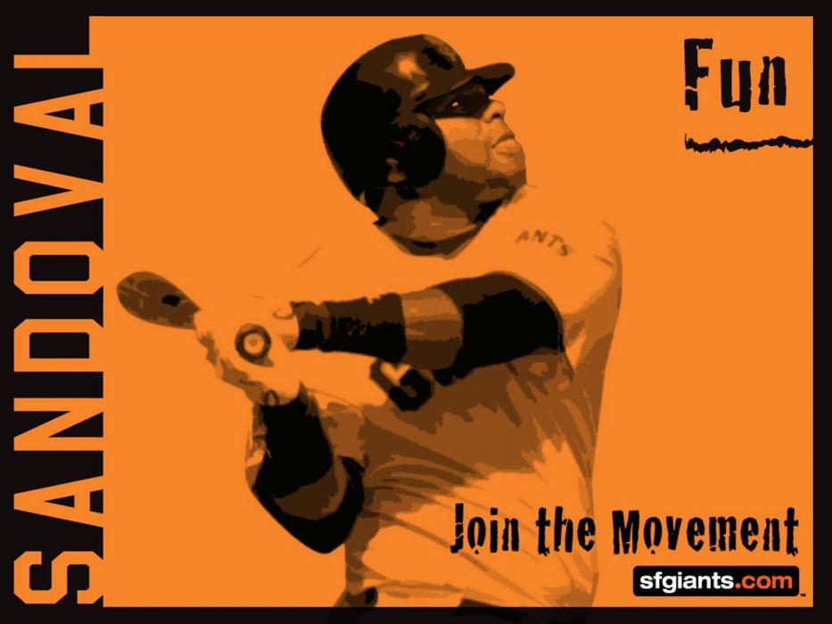 SAN FRANCISCO GIANTS mlb baseball (18) wallpaper
