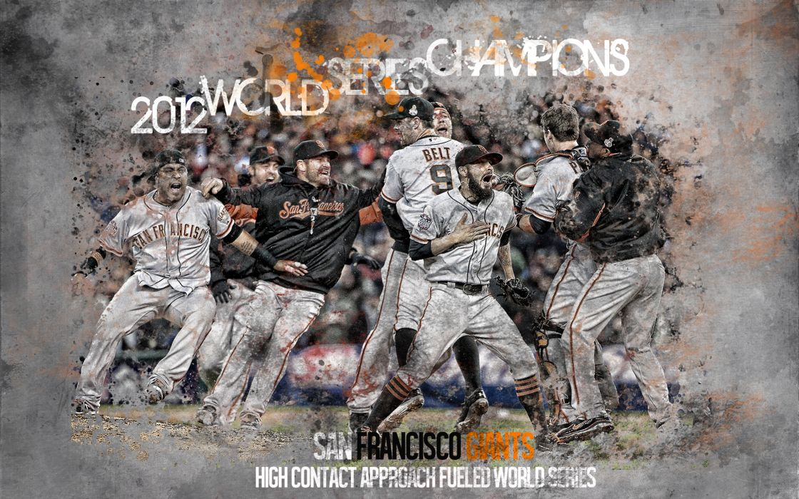 SAN FRANCISCO GIANTS mlb baseball (27) wallpaper