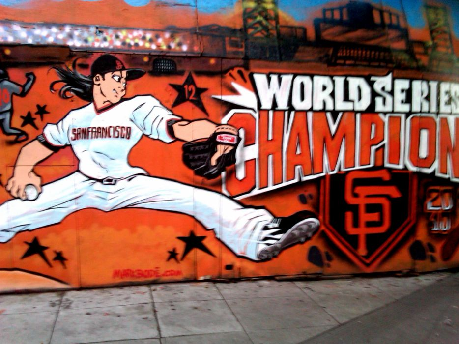 SAN FRANCISCO GIANTS mlb baseball (30) wallpaper