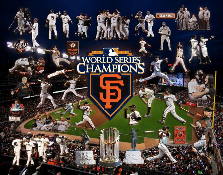 SAN FRANCISCO GIANTS mlb baseball (43) wallpaper
