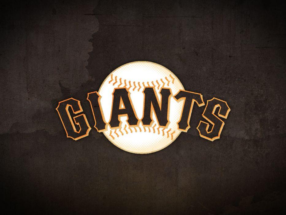 SAN FRANCISCO GIANTS mlb baseball (53) wallpaper