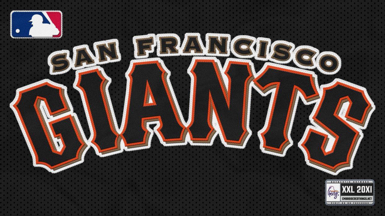 SAN FRANCISCO GIANTS mlb baseball (58) wallpaper