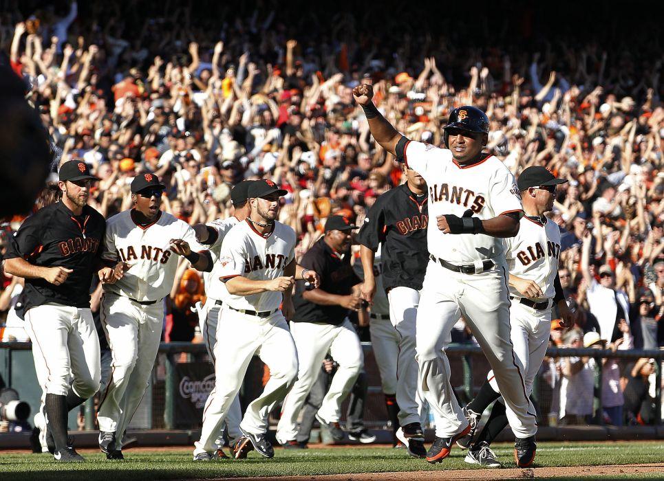 SAN FRANCISCO GIANTS mlb baseball (63) wallpaper