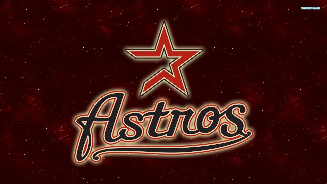 HOUSTON ASTROS mlb baseball (16) wallpaper