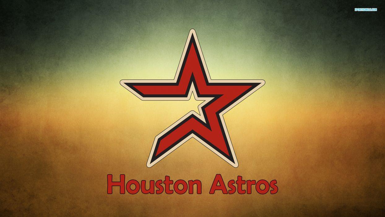 HOUSTON ASTROS mlb baseball (17) wallpaper
