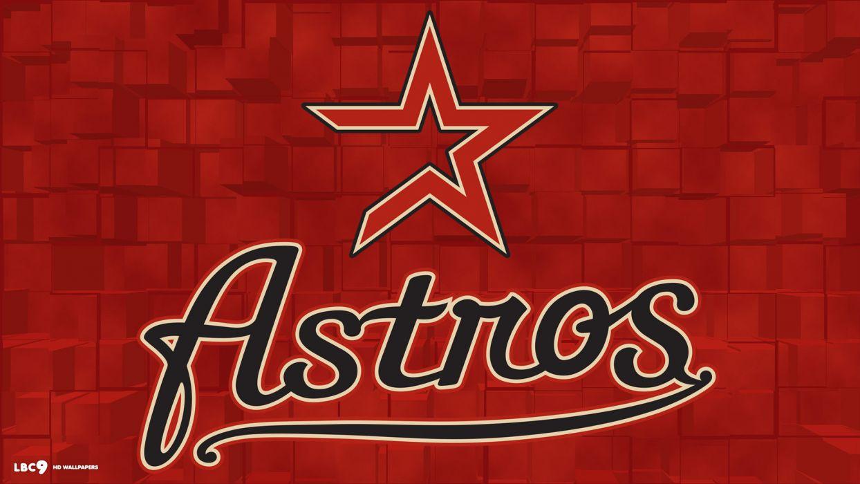 HOUSTON ASTROS mlb baseball (21) wallpaper