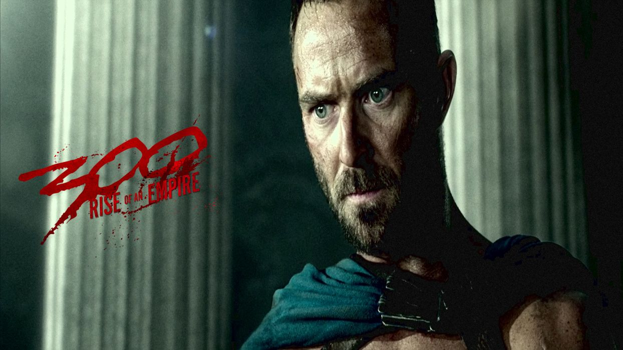 300 RISE OF AN EMPIRE action drama war fantasy poster   f wallpaper