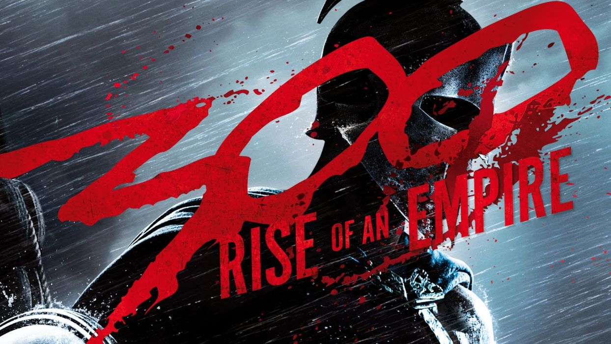 300 RISE OF AN EMPIRE action drama war fantasy warrior armor poster    b wallpaper