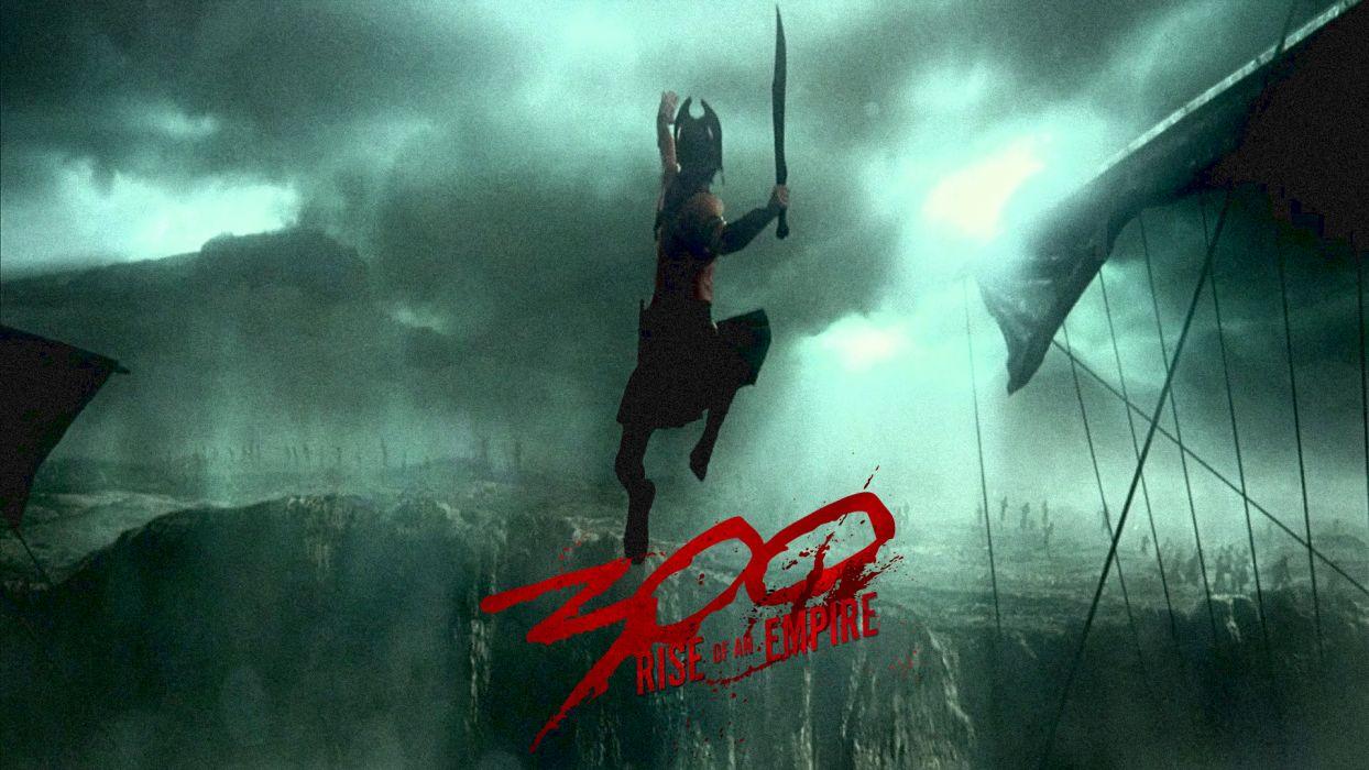 300 RISE OF AN EMPIRE action drama war fantasy warrior poster  d wallpaper