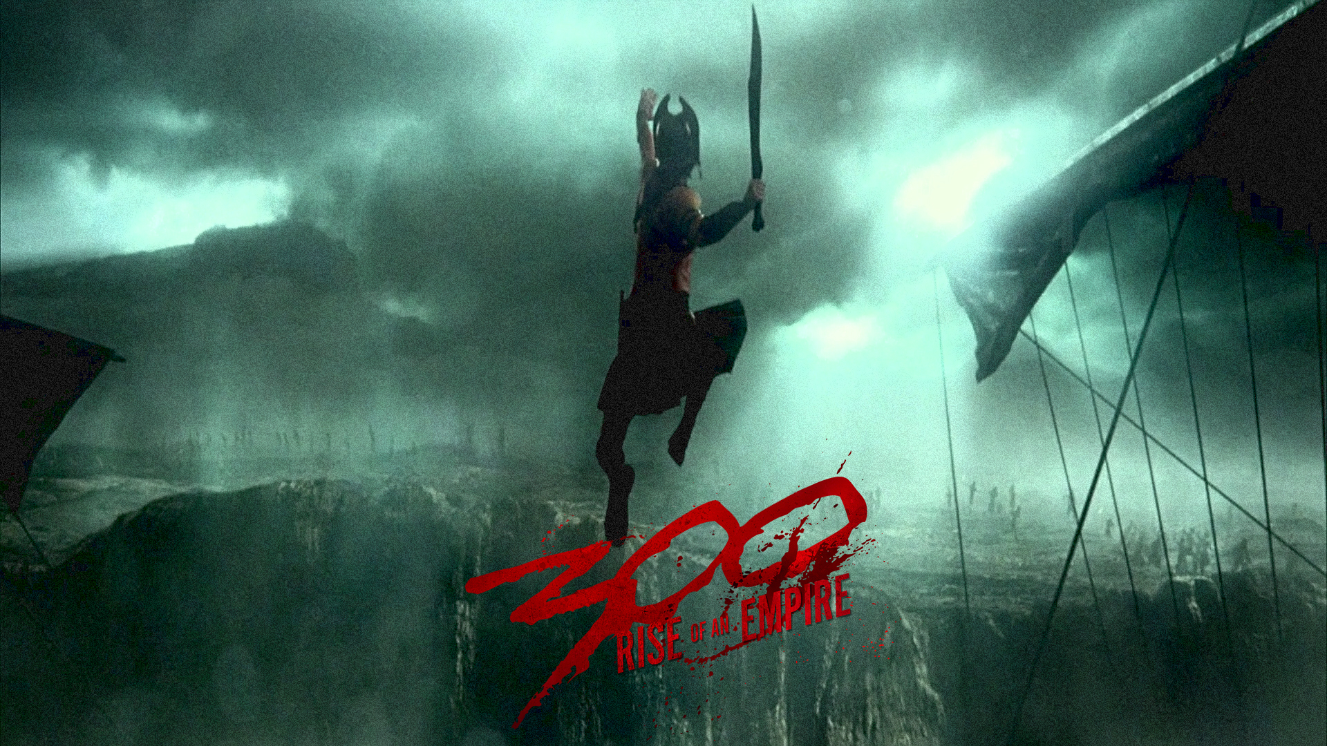 300 RISE OF AN EMPIRE action drama war fantasy warrior ...