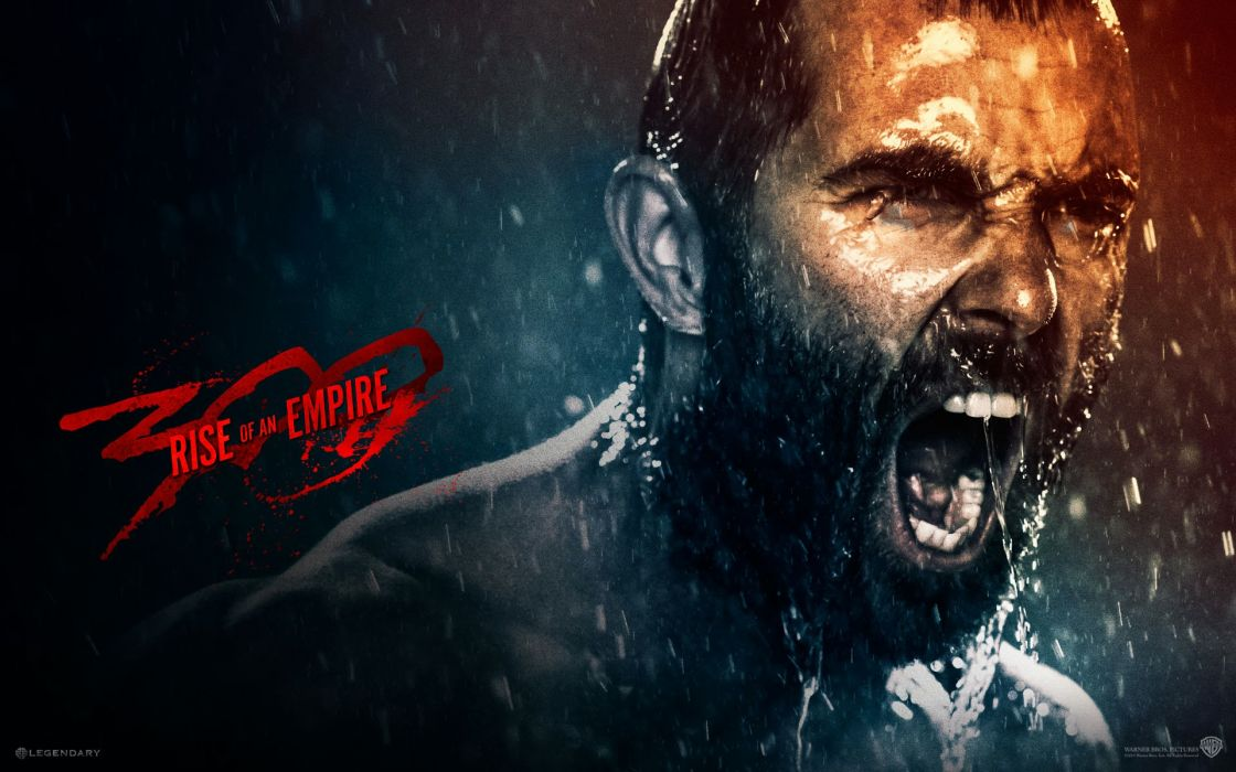 300 RISE OF AN EMPIRE action drama war fantasy warrior poster  f wallpaper
