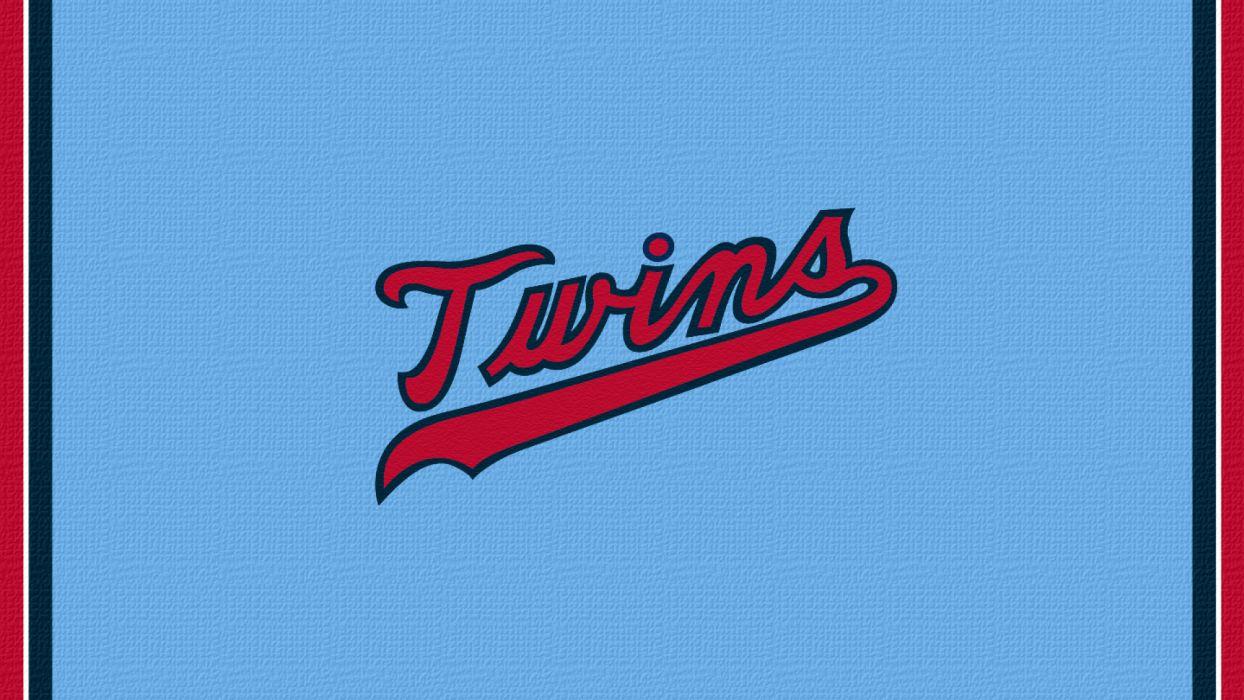 MINNESOTA TWINS mlb baseball (2) wallpaper