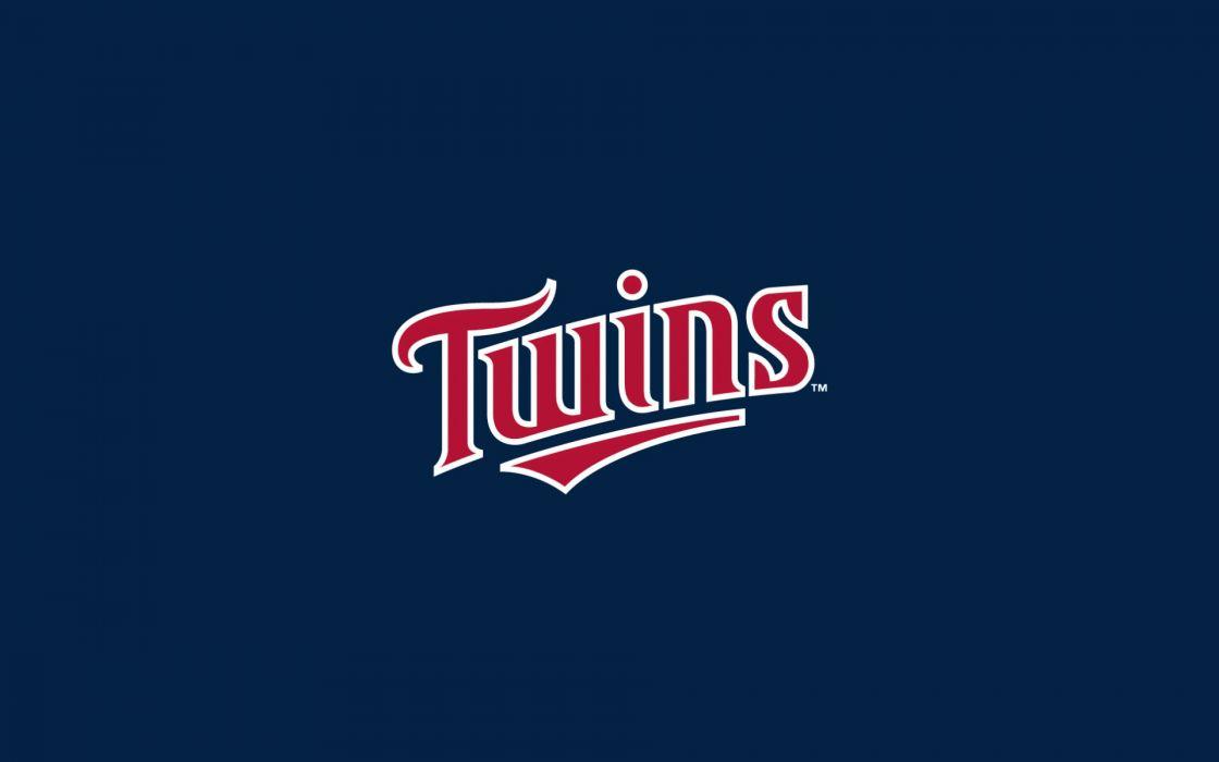 MINNESOTA TWINS mlb baseball (11) wallpaper