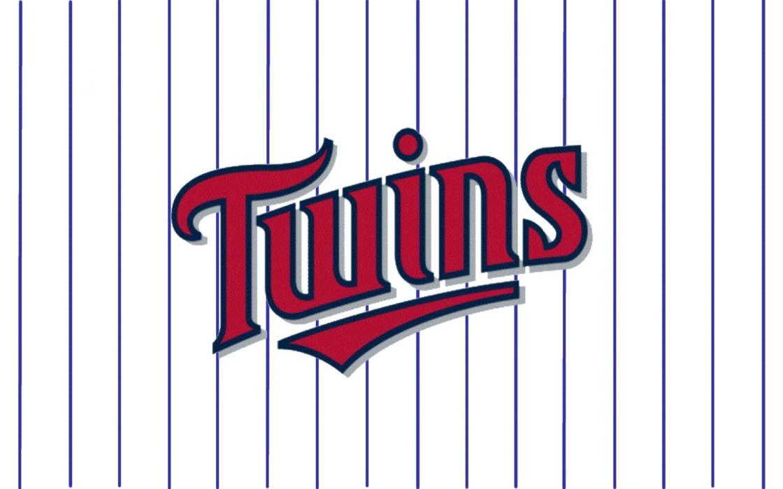 MINNESOTA TWINS mlb baseball (14) wallpaper