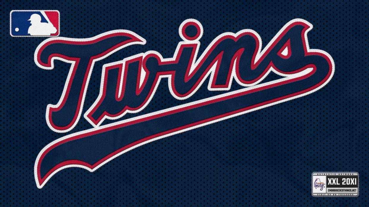 MINNESOTA TWINS mlb baseball (15) wallpaper