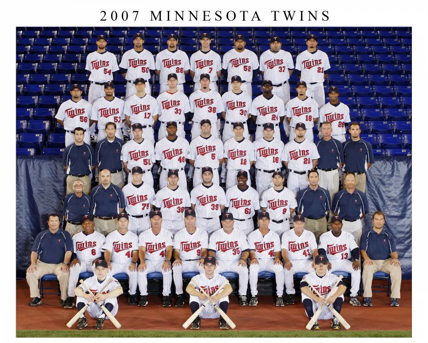 MINNESOTA TWINS mlb baseball (39) wallpaper