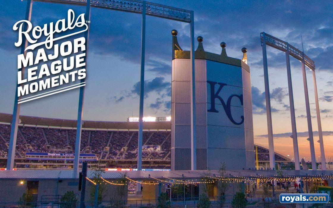 KANSAS CITY ROYALS mlb baseball (21) wallpaper