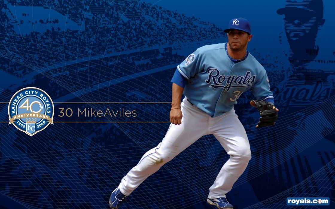 KANSAS CITY ROYALS mlb baseball (23) wallpaper