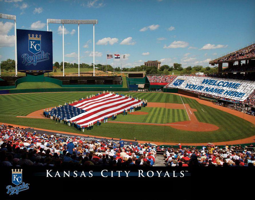 KANSAS CITY ROYALS mlb baseball (25) wallpaper