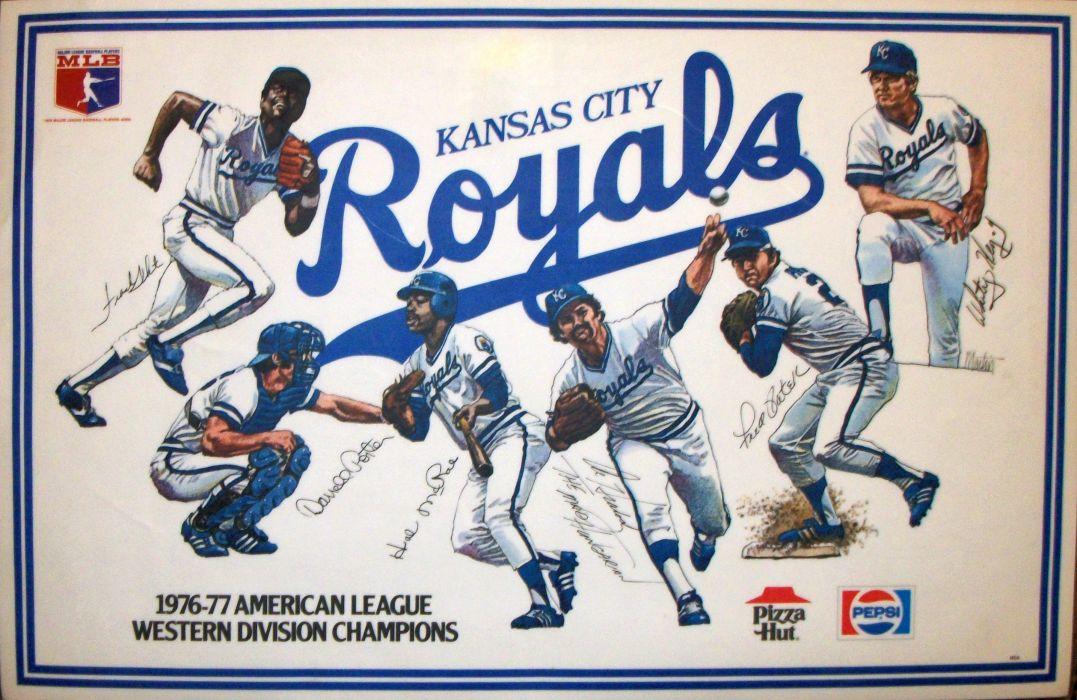 KANSAS CITY ROYALS mlb baseball (28) wallpaper