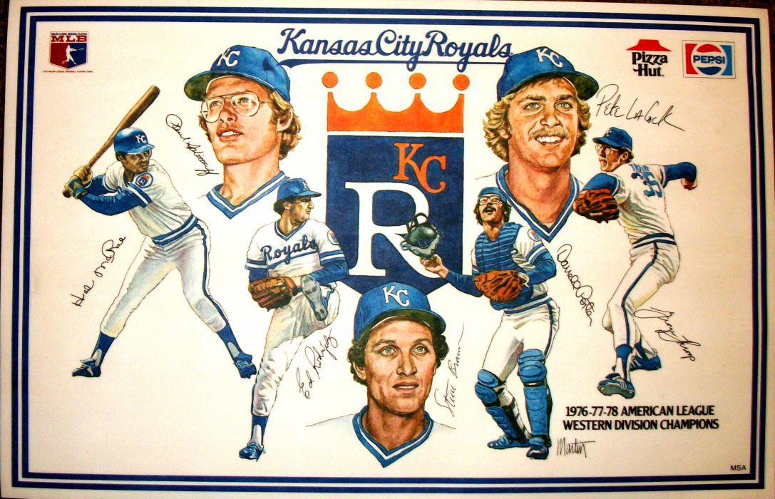 KANSAS CITY ROYALS mlb baseball (31) wallpaper