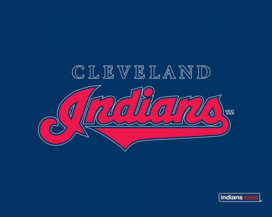 CLEVELAND INDIANS mlb baseball (45) wallpaper