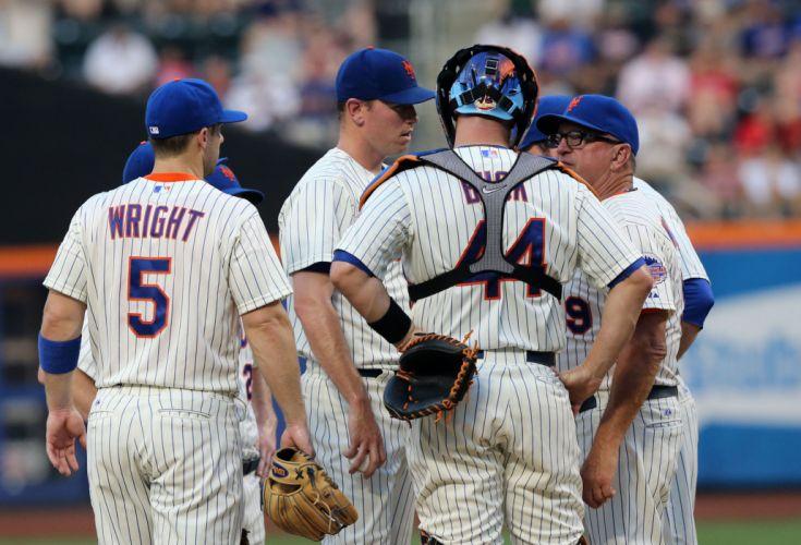 NEW YORK METS baseball mlb (4) wallpaper