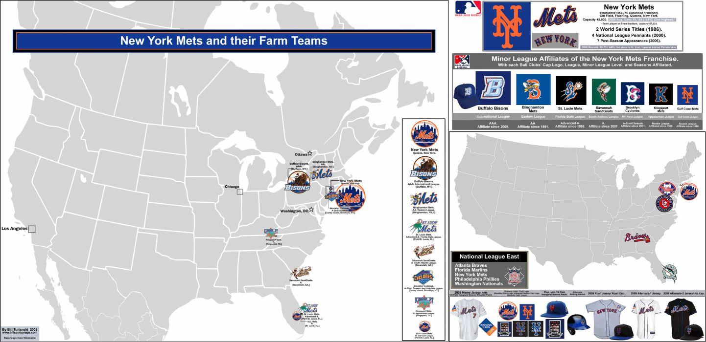 NEW YORK METS baseball mlb (21) wallpaper