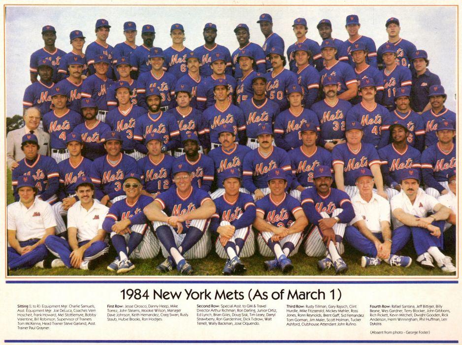 NEW YORK METS baseball mlb (60) wallpaper