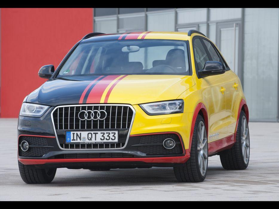 front vehicles Quattro Audi Q3 MTM wallpaper