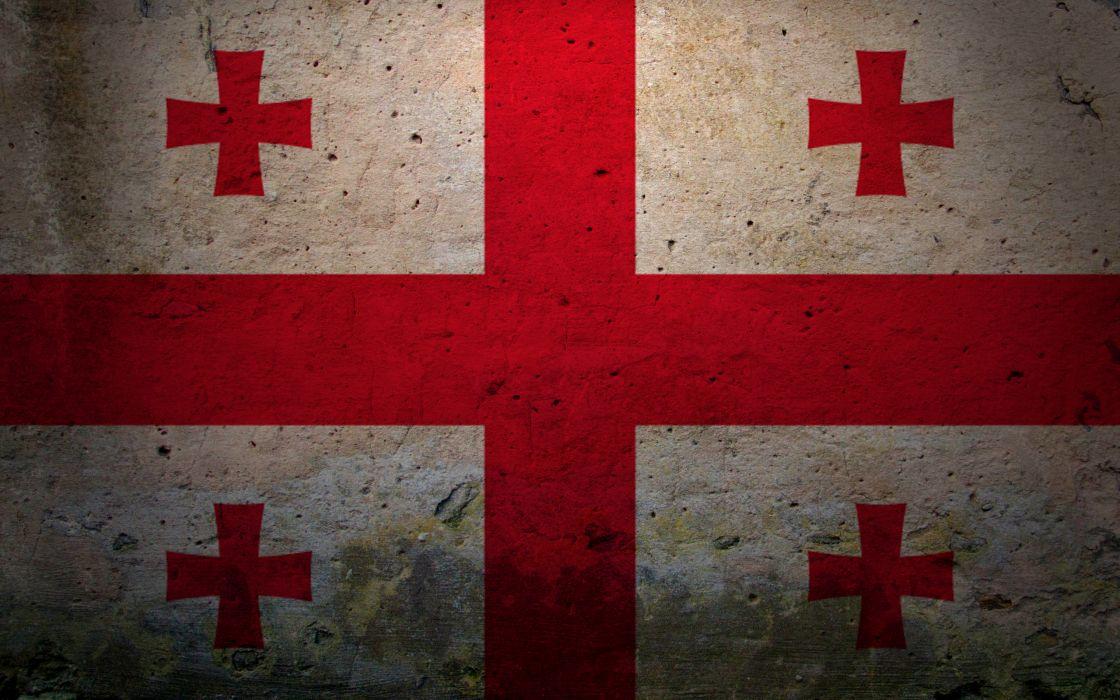 Georgia flags wallpaper