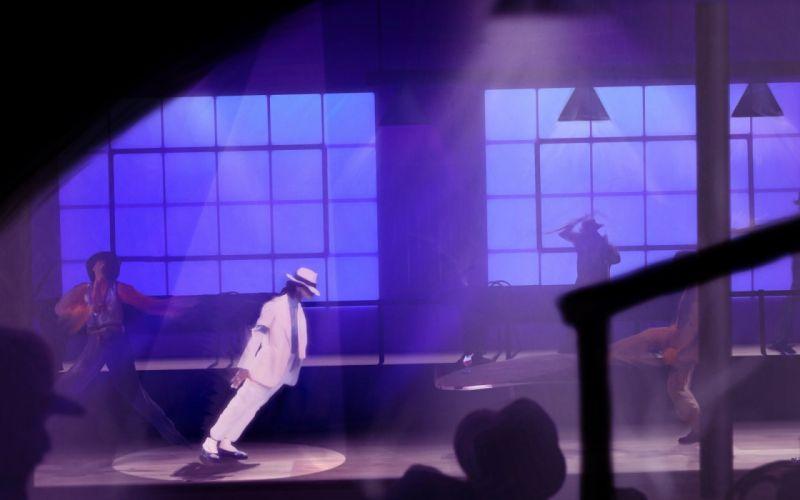 Michael Jackson moonwalk dancing wallpaper